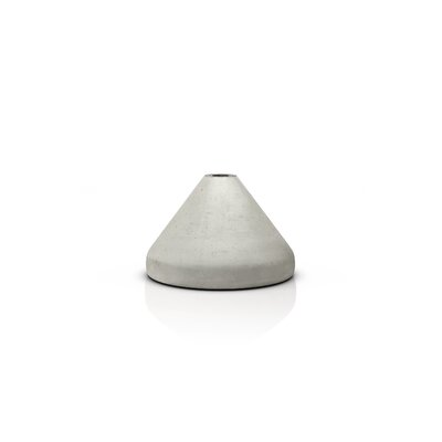 Monto Concrete Torch Base Size: Small