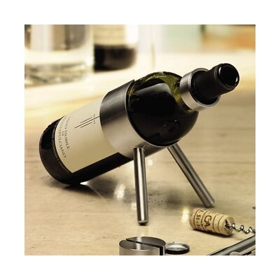 Cino 1 Bottle Tabletop Wine Rack