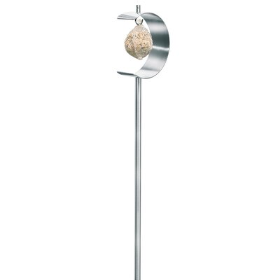 Blomus Nido Curved Decorative Bird Feeder 65020