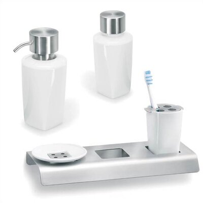 Liquo Bathroom Accessories Set-Liquo Soap Dish