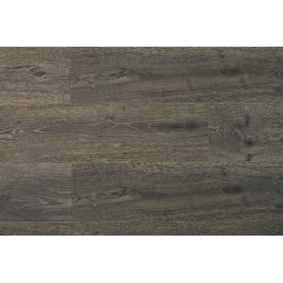 Aditya 8 x 72 x 11.93mm Oak Laminate Flooring in Modest Brown