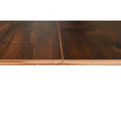 Dombrowski 8 x 48 x 12mm Maple Laminate Flooring in Borneo