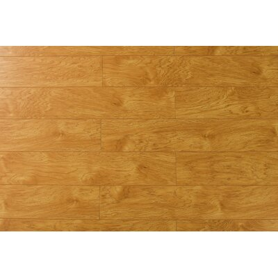 Ariele 7 x 48 x 12mm Oak Laminate Flooring in White Mocha