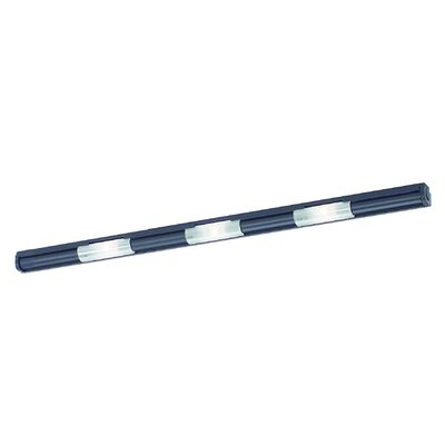 Abeo 22.5 Xenon Under Cabinet Bar Light Finish: Black