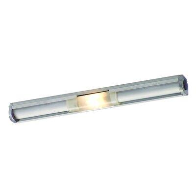 Abeo 10.5 Xenon Under Cabinet Bar Light Finish: Satin Aluminum
