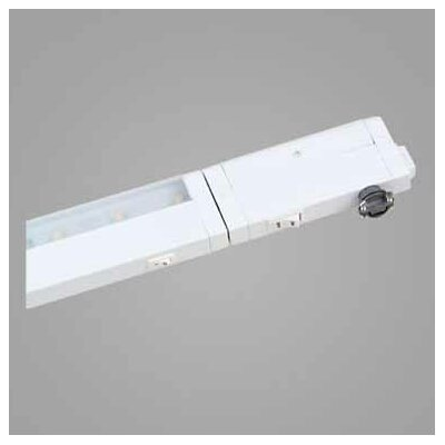Eco-Counter 6 Under Cabinet Bar Light Finish: White