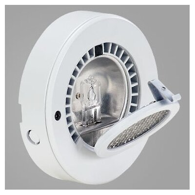 Pro Xenon Under Cabinet Puck Light Finish: White