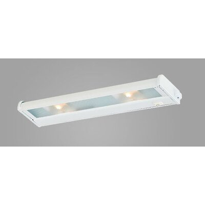 New Counter Attack 16 Xenon Under Cabinet Bar Light Finish: White