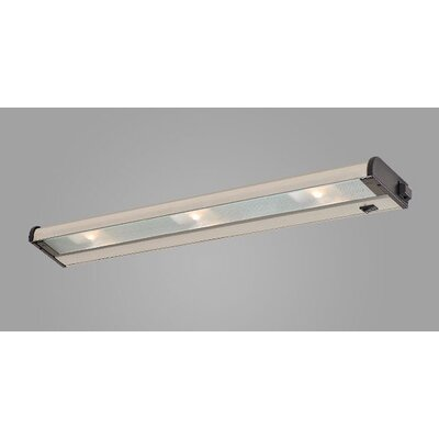 New Counter Attack 24 Xenon Under Cabinet Bar Light Finish: White