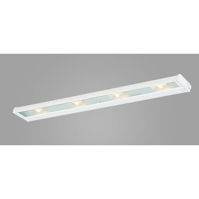 New Counter Attack 32 Xenon Under Cabinet Bar Light Finish: Stainless Steel