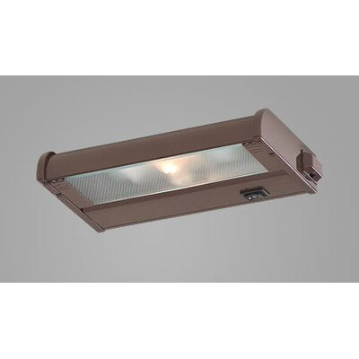 New Counter Attack 8 Xenon Under Cabinet Bar Light Finish: Bronze
