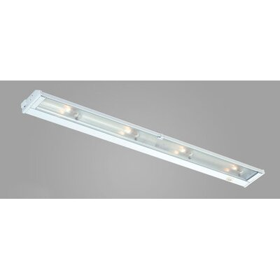 New Mach 32 Xenon Under Cabinet Bar Light Finish: White