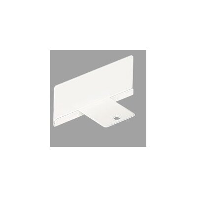 Invizilite Straight Kick Reflector Finish: White