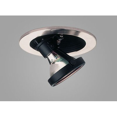 Jewel Adjustable Wallwash Downlight Recessed Trim