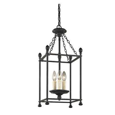 Paulsboro 3-Light Foyer Pendant