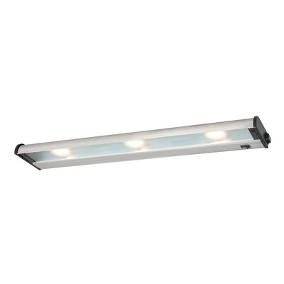 Counter Attack LED 24 Under Cabinet Bar Light Finish: White