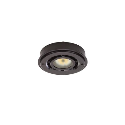Pro LED Under Cabinet Puck Light Finish: Bronze