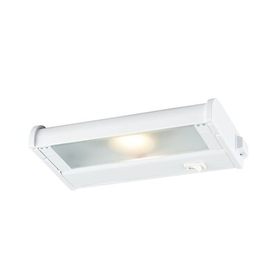 Counter Attack LED 8 Under Cabinet Bar Light Finish: White