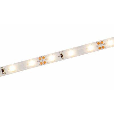 Pdq Led Rope Light Finish: Cool White, Length: 20 Feet