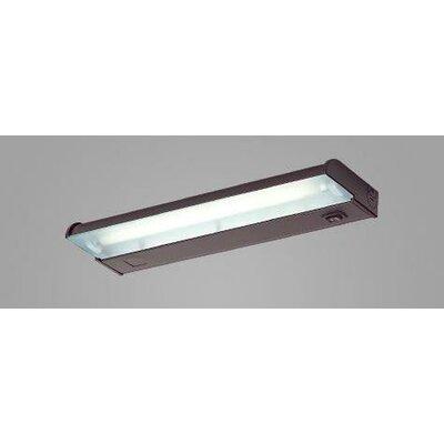 Counter Attack 24 Fluorescent Under Cabinet Bar Light Finish: Bronze