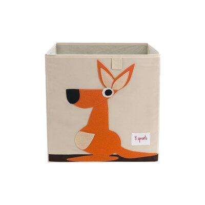 3 Sprouts Kangaroo Storage Cube