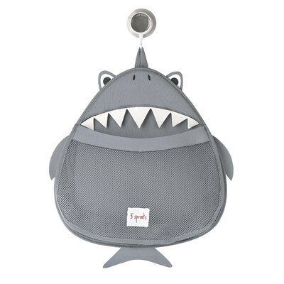 3 Sprouts Shark Shower Caddy UTBSHK