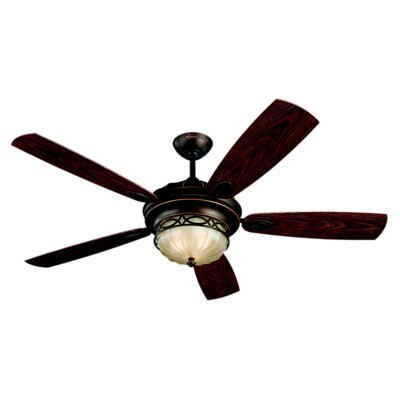 56 Edwardian 5 Blade LED Ceiling Fan