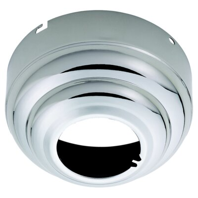 Slope Ceiling Adapter Finish: Polished Nickel