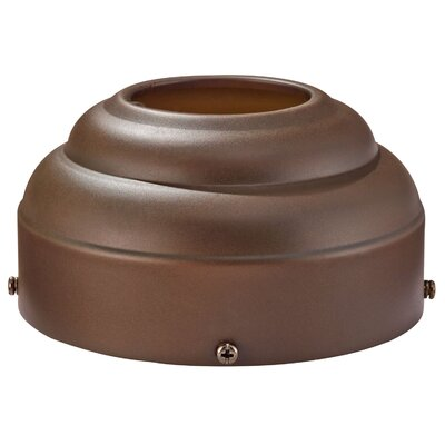 Flush Mount Canopy Finish: Oil Rubbed Bronze