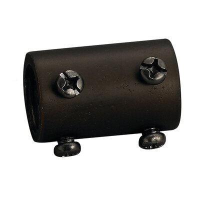 Ceiling Fan Down Rod Coupler Finish: Roman Bronze