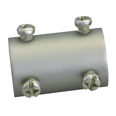 Ceiling Fan Down Rod Coupler Finish: Brushed Pewter