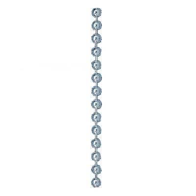 250 Roll of Beaded Ceiling Fan Chain Finish: Chrome