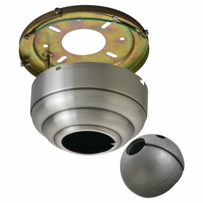 Slope Ceiling Adapter Finish: English Pewter