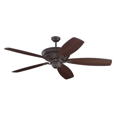 60 Finian Blades Separate Ceiling Fan Motor with Remote