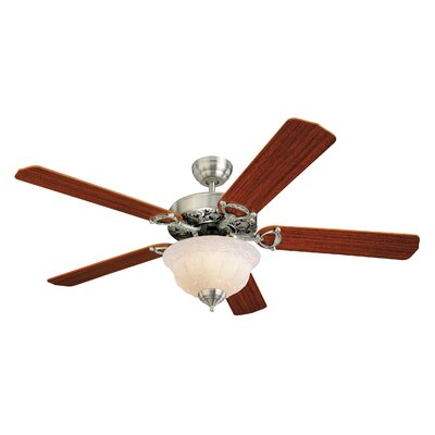 52 Beaudet 5 Blade Ceiling Fan