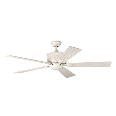 54 Chew Magna 5 Blade LED Ceiling Fan with Remote
