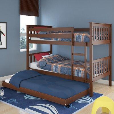 dCOR design Monterey Twin Bunk Bed - Finish: Espresso Brown at Sears.com