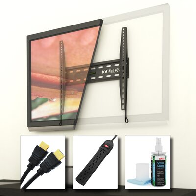 "dCOR design Fixed Low Profile Wall Mount Kit for 26"" - 50"" TV at Sears.com"