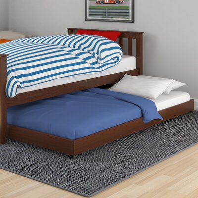 dCOR design Monterey Platform Bed (Set of 2) - Size: Queen, Finish: Espresso