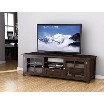 . Woodbridge Home Designs Arbutus TV Stand C 109 CBU HE7922