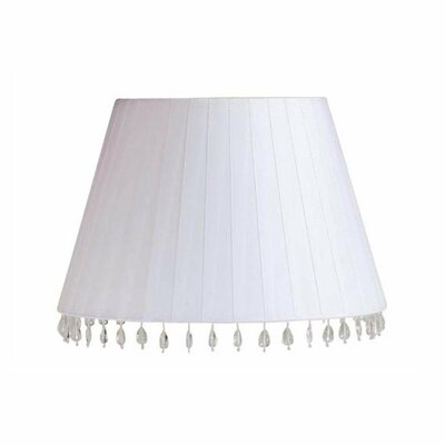 Aida 13.5 Silk Drum Lamp Shade