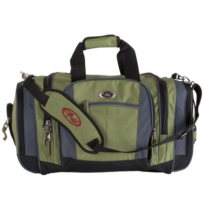 """Silver Lake 22"""" Travel Duffel Color: Olive"""