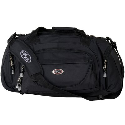 """22"""" Riviera Carry-on Duffel Color: Black"""