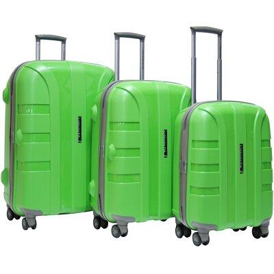 CalPak Rapture 3 Piece Hardside Luggage Set - Color: Apple Green at Sears.com