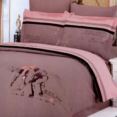 Hockey 6 Piece Full/Queen Duvet Cover Set