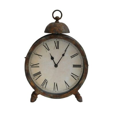 Industria 2 Piece Aaron Table Clock Set image