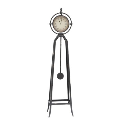 Industria 57.5 Chateau Standing Clock image