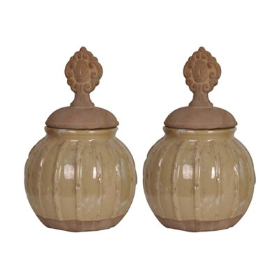 The Hamptons 2 Piece Celest Vase Set image