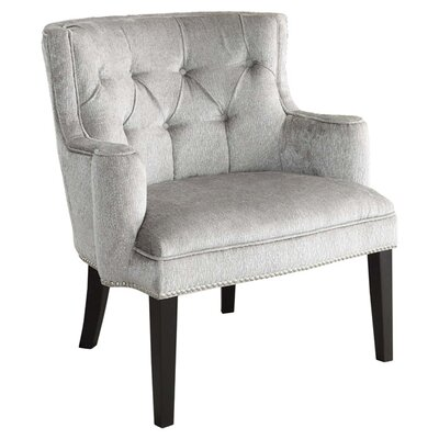 Fifth Avenue Nailhead Barrel Chair
