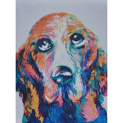Jack Painting Print On Canvas